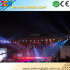 fireproof Velvet cloth led curtain backdrop for wedding party