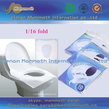 saft and hygienc travel pack paper toilet seat cover