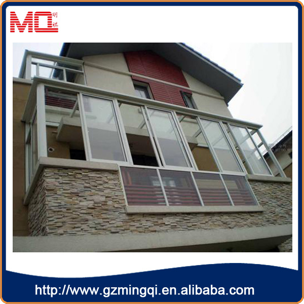 Top Quality Sliding Windows : Best quality reception sliding window with white color