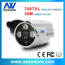Dome and bullet Security Cameras CCTV systems with 8 Bestseller Cameras