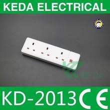 British 13 amp socket, 220V plug socket, 13a bs fused plug