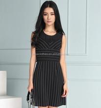 Graceful summer style aline short mini taffeta tulle cocktail dress