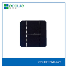 125 A grade best price cheap monocrystalline solar cells for sale