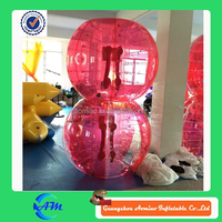inflatable body bubble ball TOP quality inflatable bubble balls suit for football