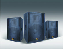 F series 2 way full range 15/12/10 inch professiomal speakers martin audio