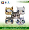 Aimigou wholesale china supply personalized dog cat face shaped coin purse
