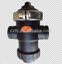 "Changzhou DN125 5"" injection plastic for sand filter with plastic injection molding"