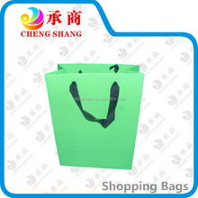 Guangzhou green high quality shopping bag manufacturer
