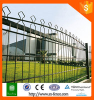 China supplier Double wire mesh fence for private garden