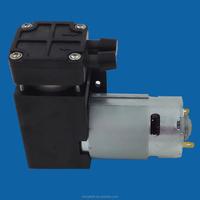 3750mmHg pressure 12V electrical piston brush DC air pump micro