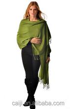 Many Color viscose pashmina shawl , fake pashmina shawls , scarf oversize