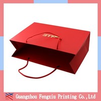 2015 Promotional Paper Packaging Bag for Product