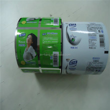 Plastic Wrap Film For Food Packaging