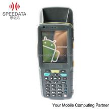 wifi bluetooth 3G Handheld Android PDA 134.2khz rfid animal tracking
