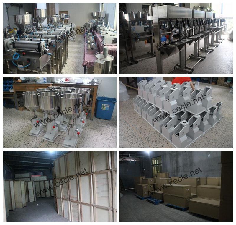 A03 low price manual liquid/cream/oil filling machine