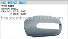 for BENZ W203 mirror shell