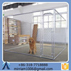 steel/ iron fence dog kennel cages comfortable dog kennels