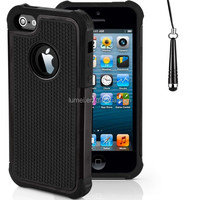 Shockproof Mobile Phone Case Durable Tough Builders Case Cover For iPhone5/5s