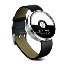 Easy to use new coming touch screen 3g android smart watch DM360 with free cellphone holder