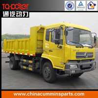 Hot sale cheap China 4x2 8 ton dump truck