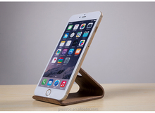 alibaba website 100% eco-friendly universal cell phone tablet wood holder wooden stand holders