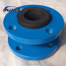 DIN PN16 flanged stainless steel rubber joint