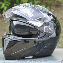 motorcycle helmet with airbag FLIP UP full face shoei helmet with double visor motorcycle helmet TN8615 GLOSS COLOR