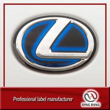 DB custom car badges emblems