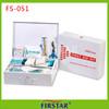 CE Plastic military metal medical box