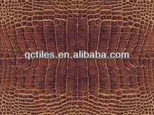 25x33 ceramic tiles look leather 25x40 made in China FuJian