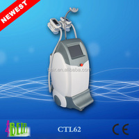 2015 Hot Healthy weight loss equipment cryoshape cryotherapy machine belly fat burning device