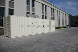 [GRANDNESS] TP2000 2000KVA 1.6MW Standby Power Plant Diesel Generator Original UK Perkins Engine 4016TAG1A 4000 series