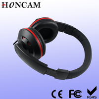 Head Style Headphone with Gaming Background Sound and Chatting Microphone