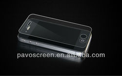 Pavoscreen - Super clear Strong protection magic tempered glass screen protector 4.5