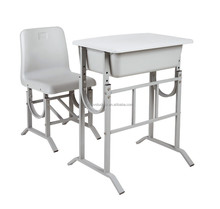 Cheap Single School Furniture/ Desk and Chair