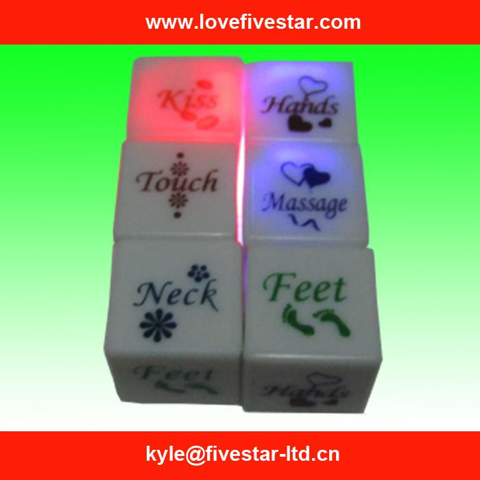 ... Sexy Romance Erotic Craps Dice Pipe Free Shiping Toy(China (Mainland