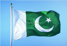 Customized PAKISTAN NATIONAL FLAGS