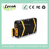 Dual USB Luggage 18000mahPortable Universal Extra Battery Power Bank Backup Battery