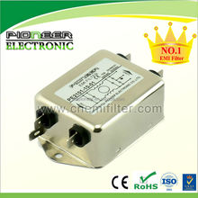 PE2101 6A~100A 120/250VAC Radio frequency coil filter