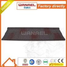 Shingle Wanael stone coated roof tile/high quality low cost/ similar clay roof tile price