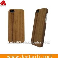 Wholesale wood mobile phone case for iphone 4 4s