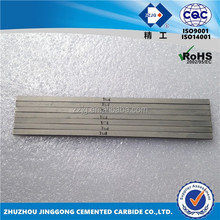 Factory Directly Supply 330mm Length K20 Tungsten Carbide Square Bars