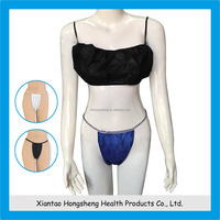 Disposable non woven underwear for woman China supplier