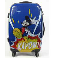 mickey mouse luggage shanghai luggage factory micky mouse luggage