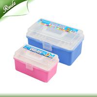 Portable Stackable Plastic Waterproof Storage Tool Box Manufacturer