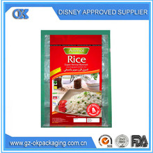 rice bags for sale/plastic rice bags/plastic bags for rice packaging