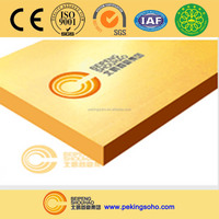 Rigid XPS Insulation Board for Floors of Cold Stores