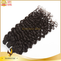 China Alibaba Wholesale Aliexpress Remy Brazilian Virgin Human Hair Extension Dfferent Types Of Curly Hair