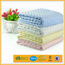 Marroquíes edredones/cobijas de poliéster grueso tejido de forro polar del hotel ropa de cama mantas
