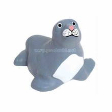 PU Seal promotion toy foam ball anti stress reliever